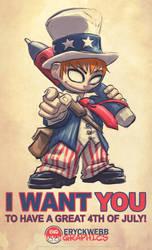EWG Wants You!