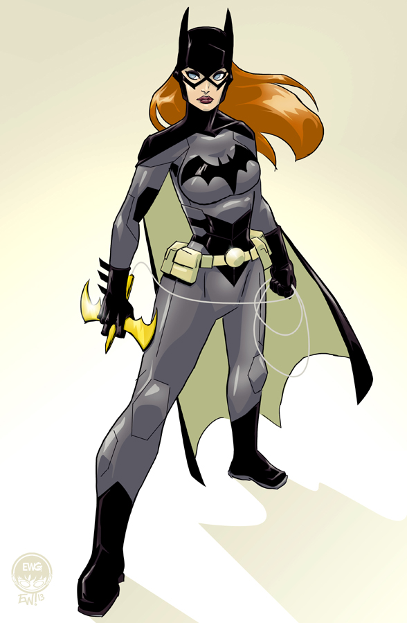 Young justice barbara gordon