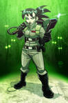 Ghostbuster Kylie Griffin - EoSS Commish