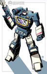 G1 Soundwave - FanArt Commission