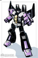 G1 SkyWarp - FanArt Slot Commission by EryckWebbGraphics