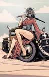 Hot Rod Geisha - 400LK Facebook Winner