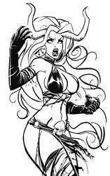 Lady Demon Inks