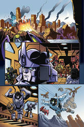 Transformers - Another Light  Pg13