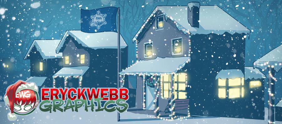 Christmas Sitebanner by EryckWebbGraphics