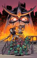 Teenage Mutant Ninja Turtles by EryckWebbGraphics