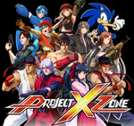 Project X Zone Sonic cover