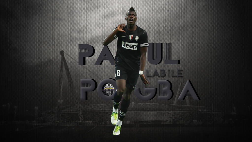 Paul Pogba Wallpaper By JuventusHungary On DeviantArt