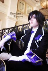 Pandora Hearts: Raven by Jooo-chan