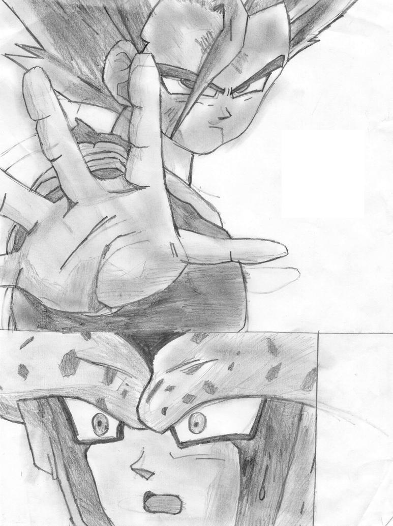 Cell jr drawings
