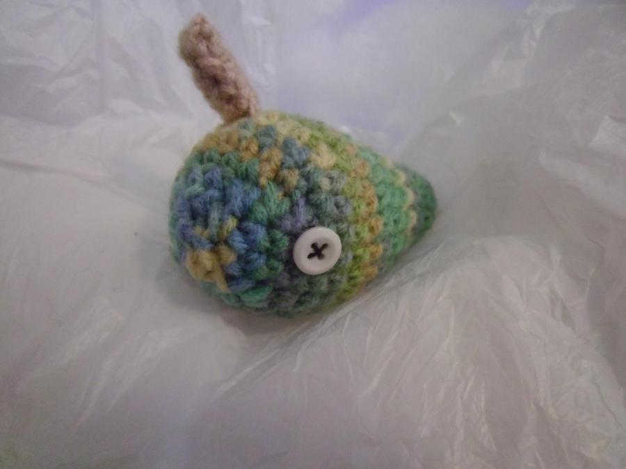 Crochet Amigurumi Narwhal : Narwhal Amigurumi by kiwicrochet on deviantART
