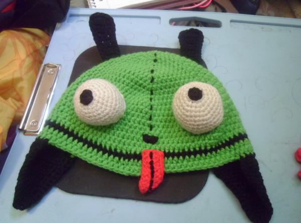 Gir Crochet Hat By Kiwicrochet On Deviantart