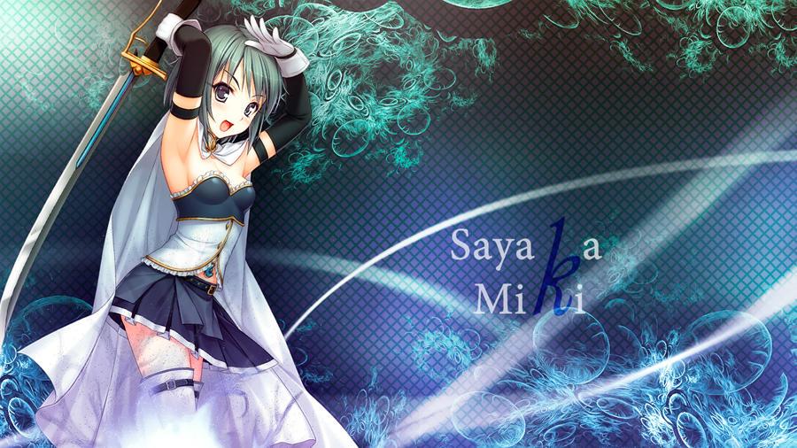 Sayaka miki MSMM by LibelulaDoll