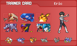 My trainer card by RedlineGT