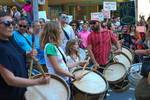 Drumming the heartbeat of the march - CS Toronto