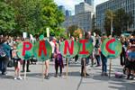 P-A-N-I-C - Climate Strike Toronto