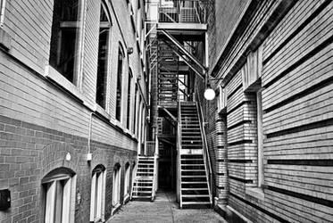 Alleyway by k6ka