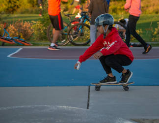 Broke My Finger But I Can Still Skate