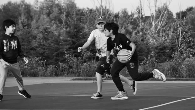 Ball On