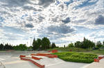 Skatepark Skies