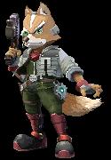 SSBB Fox Pixelated by EMCarts