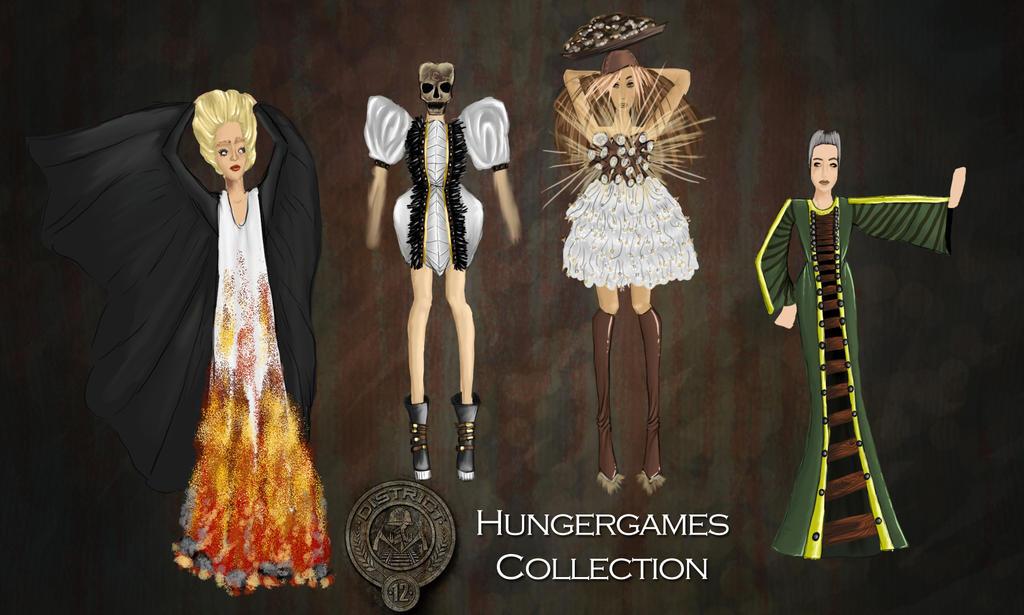 Hunger Games District 12 By Fashiodesart On Deviantart
