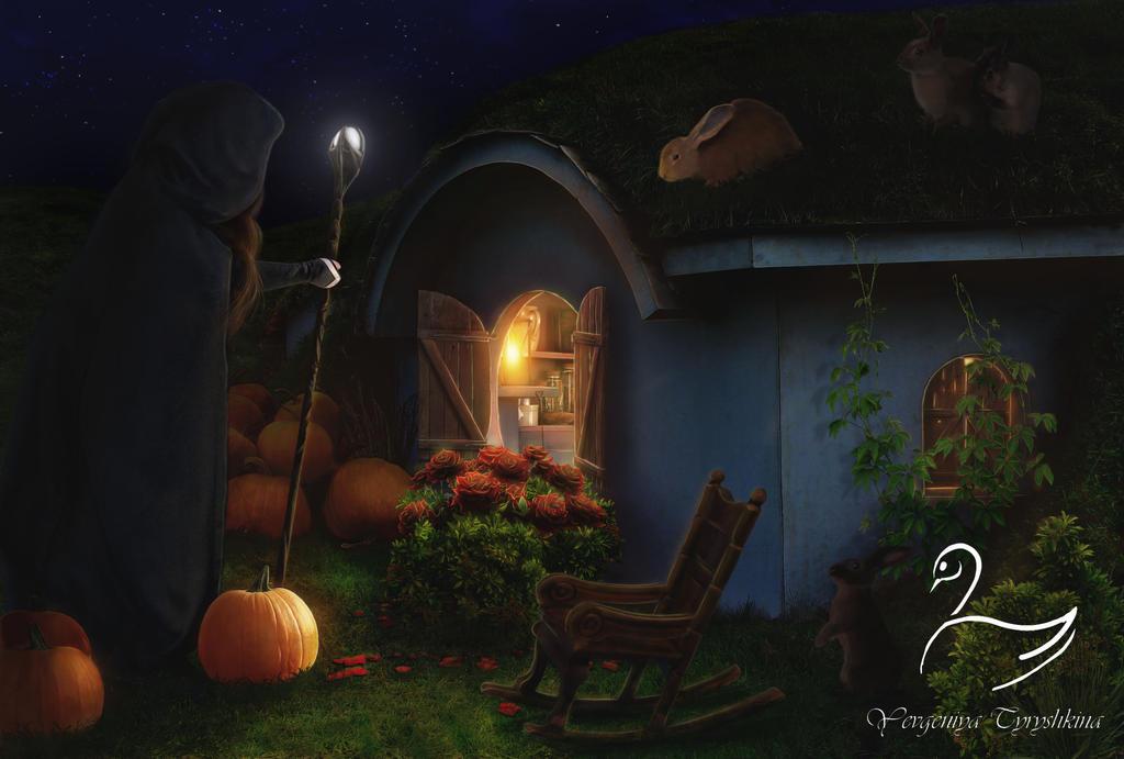 Fairy tale by SwanYevgeniya