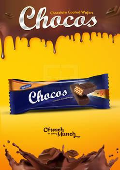 Chocos Poster