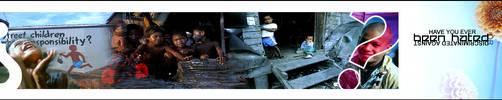 Children of the scumville by SKIN-3