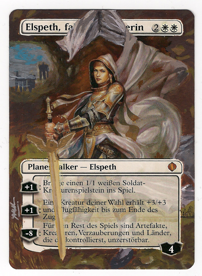 Elspeth Knight Errant