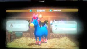 My Horse Benjamin is my BFF