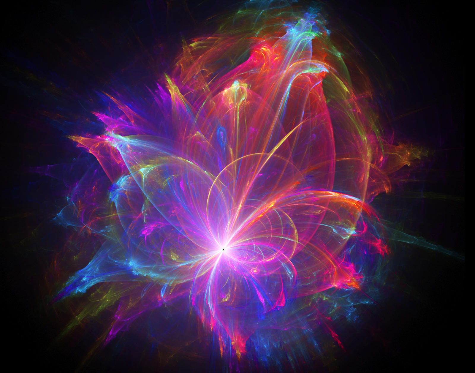 Spinning rainbow petals by kazytc on deviantart for Rainbow petals