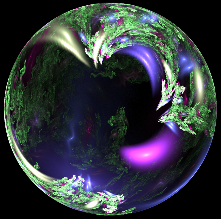 earth from outer space - photo #23