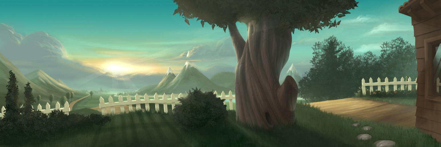Animation Background By Norke