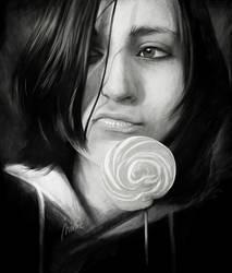 Oana... by Norke