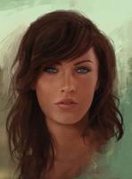 Megan Fox by Norke