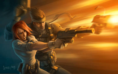 Having a great time Snake by Norke