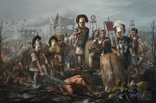 Boduognat looses the battle