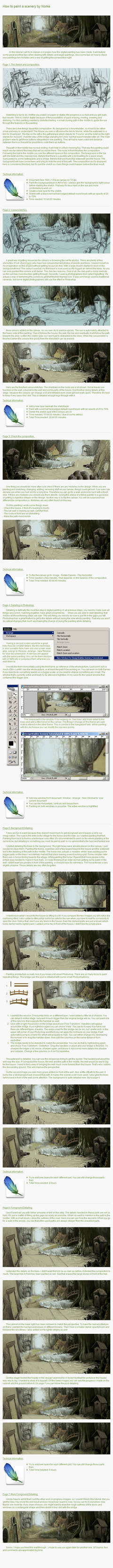 How To Make A Digital Painting