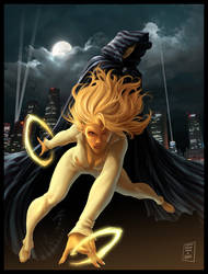 Cloak and Dagger...