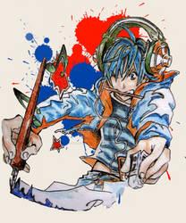 Bakuman by Moonlilith91