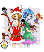 :H.O.W. Christmas Contest Entry: by Moonlilith91