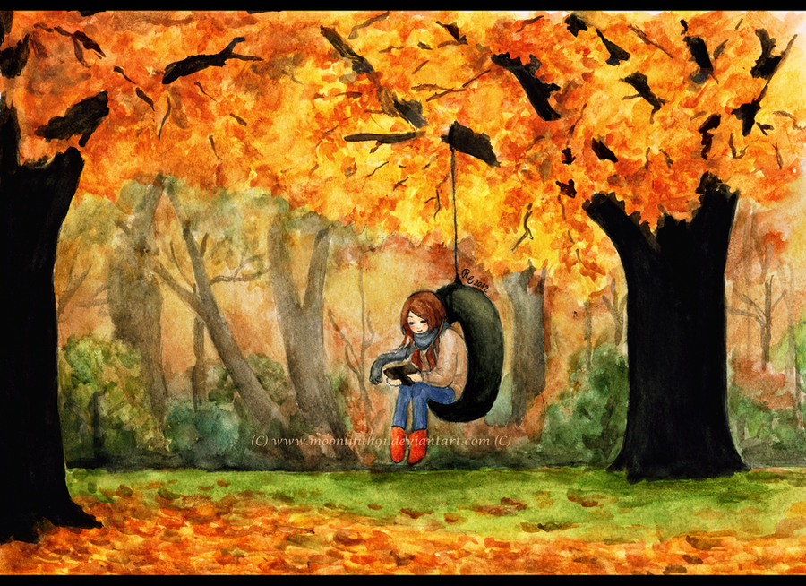 :Autumn: by Moonlilith91
