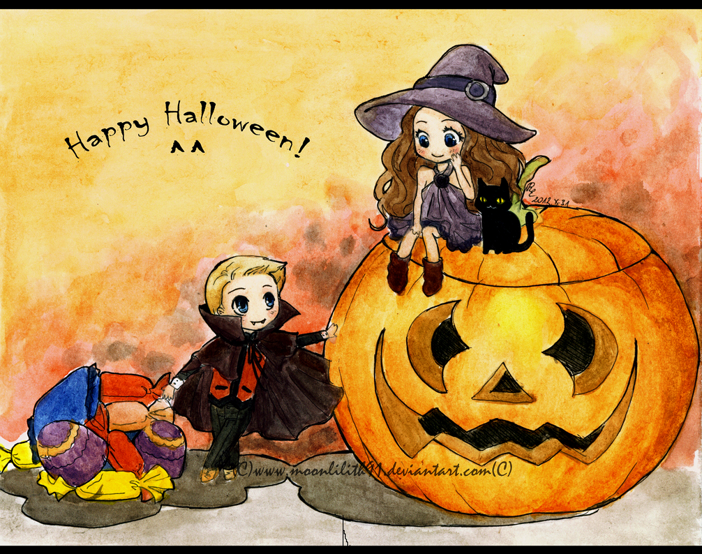 :Happy Halloween: by Moonlilith91