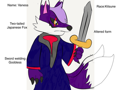 Villain for Face Your Fears  by WolfSpiritClan