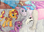 If My Little Pony was a live action film  by WolfSpiritClan