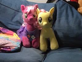My Build a Bear Ponies  by WolfSpiritClan