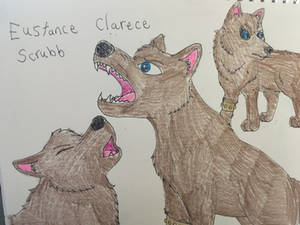 Wolf Eustance Clarence Scrubb