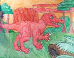 Early Dinovember-Spinosaurus