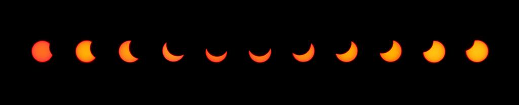 Solar eclipse in Wroclaw by Kejad